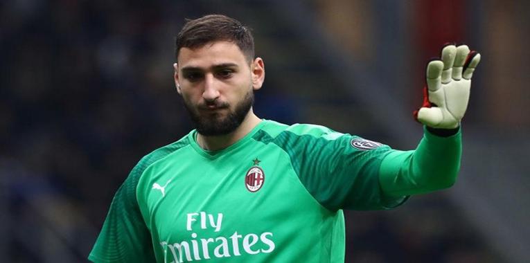 Gianluigi Donnarumma Pergi dari AC Milan ke PSG