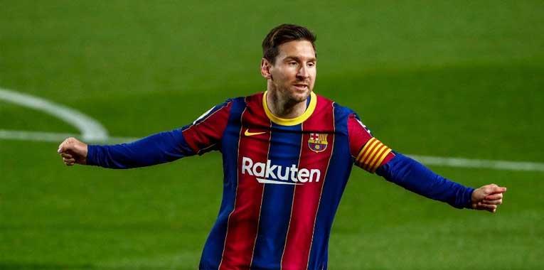 Lionel Messi Masuk Kembali ke Barcelona, eh tapi kok....