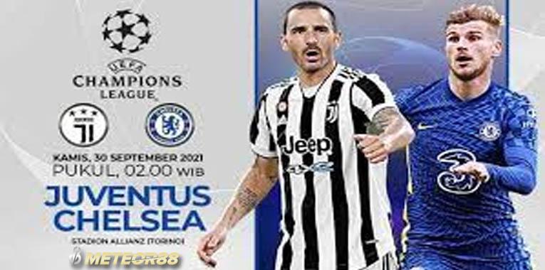 Prediksi Juventus Vs Chelsea 30 September 2021 Liga Champions