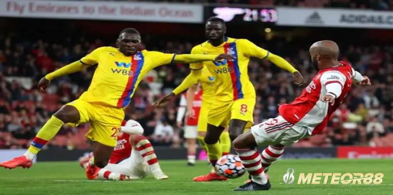 Hasil Arsenal 2-2 Crystal Palace, Lacazette Mecetak Gol injury Time Liga Inggris