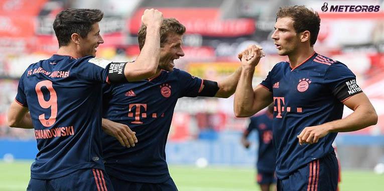 Hasil Leverkusen Vs Bayern Munchen, 1-5 Munchen Habis Membantai Lawannya