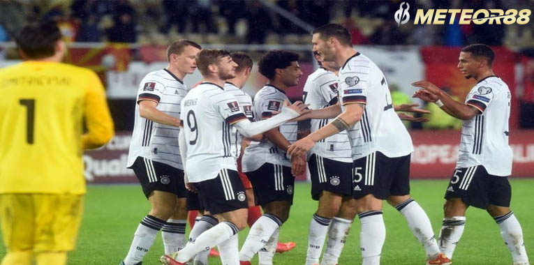 Hasil Makedonia Vs Jerman, Der Panzer Berhasil Lolos Kualifikasi Piala Dunia 2022