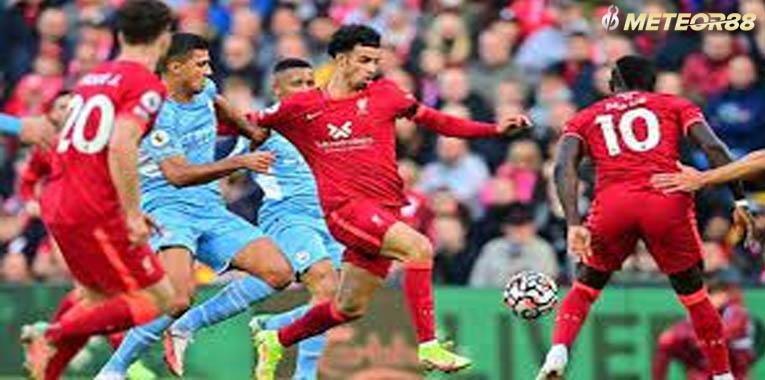 Liverpool Dan Manchester City, Berakhir Dengan Imbang Stadium Anfield