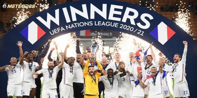 Prancis Berhasil Comeback Dari Spanyol, Final UEFA Nations League Final 2021