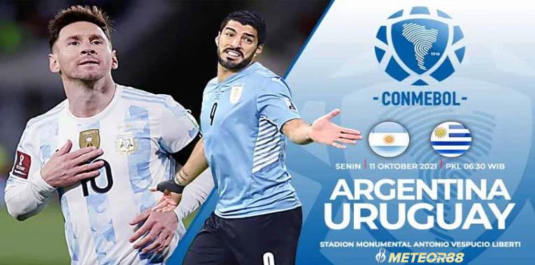 Prediksi Argentina Vs Uruguay 11 Oktober 2021 Kualifikasi Piala Dunia