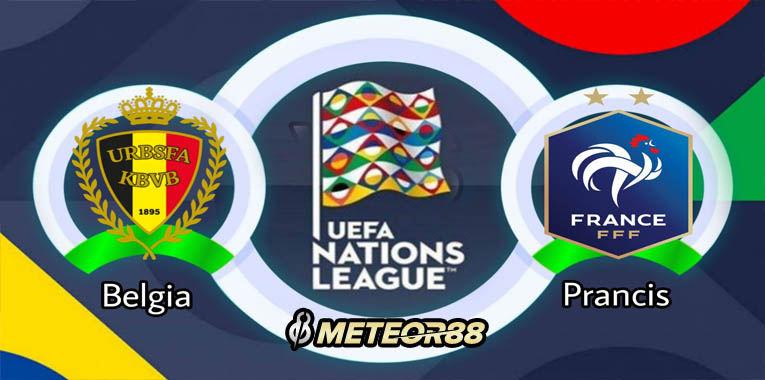 Prediksi Belgia Vs Prancis 08 Oktober 2021 Liga Negara UEFA