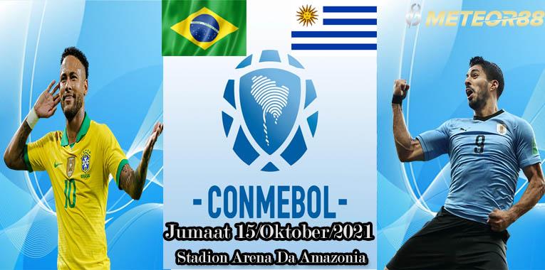 Prediksi Brazil Vs Uruguay 15 Oktober 2021 Kualifikasi Piala Dunia