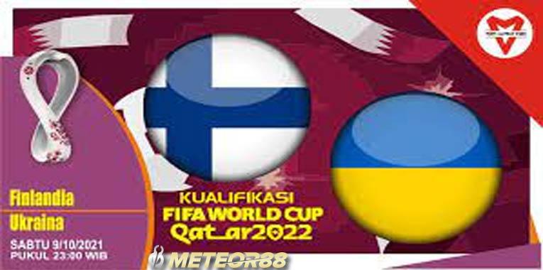 Prediksi Finlandia Vs Ukraina 09 Oktober 2021 Kualifikasi Piala Dunia