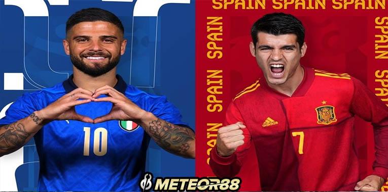 Prediksi Italia Vs Spanyol 07 Oktober 2021 Liga Negara UEFA