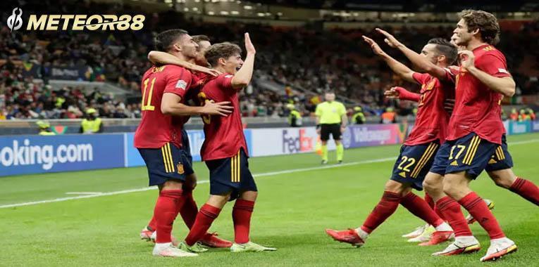 Rekor Tak Terkalahkan Italia 37 Pertandingan, Terpercahkan Oleh Spanyol